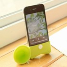 Hornstand iPhone - lime