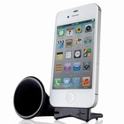 Horn Stand pro til iPhone 4/4S - sort