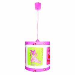 Børnelampe med prinsesser - pendel