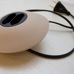 Kabel disk - sort