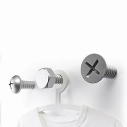 Screw collection - knage (sølv)