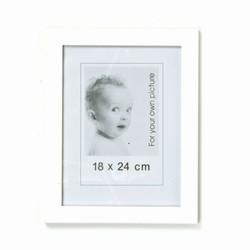 Image of   Hvide fotorammer - 18x24 cm (3 stk.)