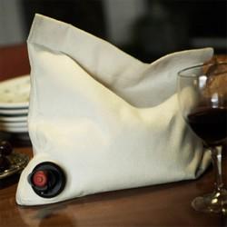 Winebag - hvid eller sort