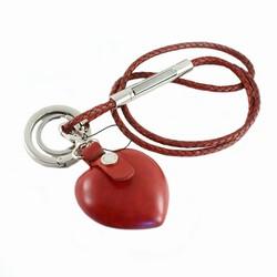 N/A – Verivinci nøglekæde incl. hjerte - rød på fenomen