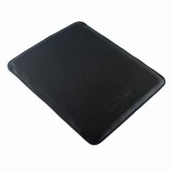 iPad taske - sort læder