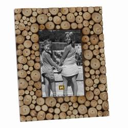 Fotoramme med tr�skiver