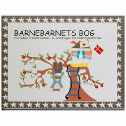 Image of   Barnebarnets bog - dreng