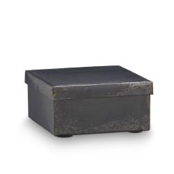 Billede af Metal box med låg - small
