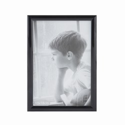 Billede af Fotoramme - sort - 13x18 cm