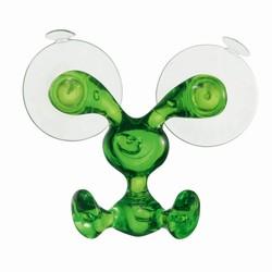 Billede af Bunny knager med sugekop - grøn