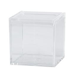 Billede af Akryl boks kvadratisk