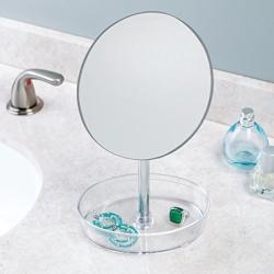 Billede af Spejl med rund akryl holder
