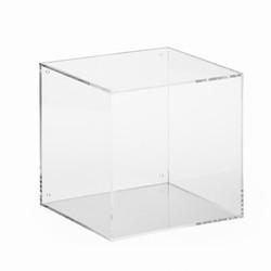 N/A – Akryl kasse kvadratisk - klar på fenomen
