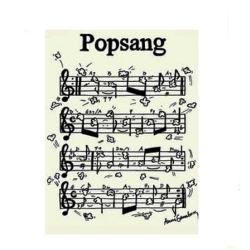 Billede af Kort - Popsang
