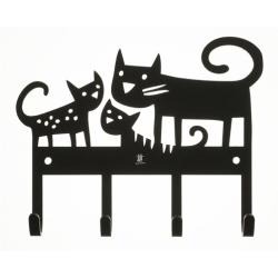 Billede af Cat Hanger - knagerække med katte