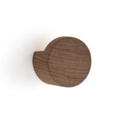 Billede af Knage i røget egetræ - Wood Knot medium