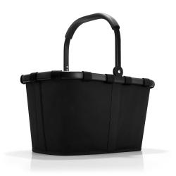 Reisenthel indkøbskurv - sort/sort
