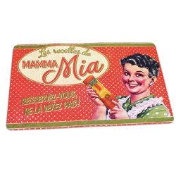 Dækeserviet - Mamma Mia