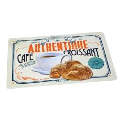 Dækkeserviet - Café Croissant