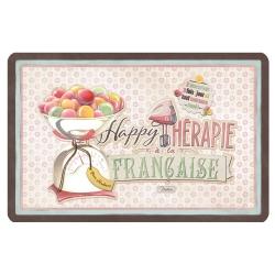 Dækkeserviet - Happy Therapie macarons