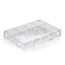 Billede af Diamond store - klar akryl boks