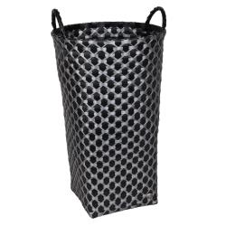 Billede af Dijon vasketøjskurv Handed By - sort/sølv