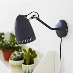 Billede af Dynamo væg lampe - sort