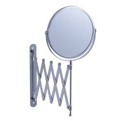 Billede af Spejl til væg med forstørrelse