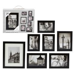 Billede af Fotoramme sæt med 7 rammer