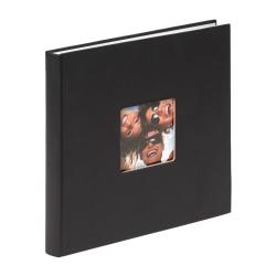 Billede af Sort fotoalbum - blanke sider
