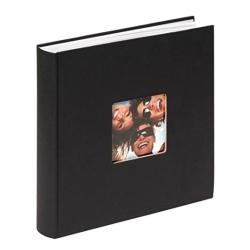 Billede af Sort fotoalbum - blanke sider 30x30 cm