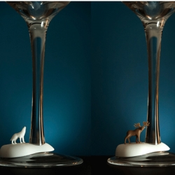 N/A – Glas markør - kolde dyr på fenomen