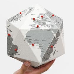 Billede af Here Globe - Med storbyer