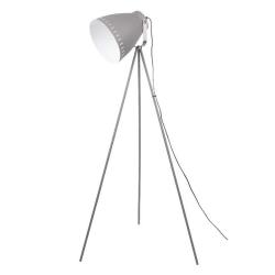 Billede af Gulv lampe Mingle - grå