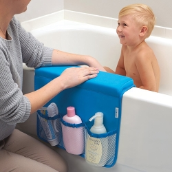 Holder til badekar med opbevaring