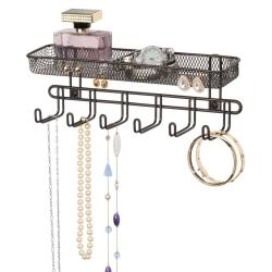 Billede af Smykkeholder til væg - bronze