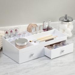 Billede af Make-up holder i hvid
