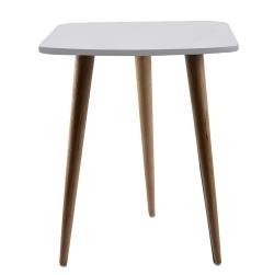 N/A Hvidt bord - firkantet på fenomen