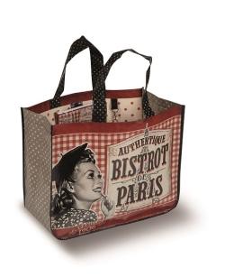 Billede af Indkøbsnet - Bistrot de Paris