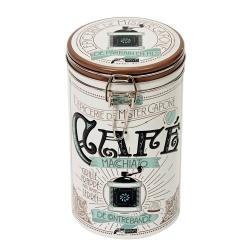 Fransk retro kaffe dåse - Mister Carpone