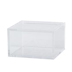 N/A Opbevarings boks - klar akryl fra fenomen