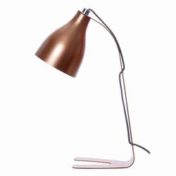 Image of   Barefoot kobber lampe