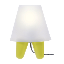 Image of   Dab lampe - lime