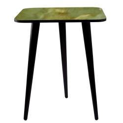 Bord grøn marmor look - firkantet fra N/A fra fenomen