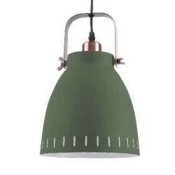 Billede af Mingle loft lampe - grøn