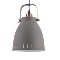 Billede af Mingle loft lampe - grå