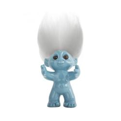 N/A – Lykketrolde - blå 9 cm på fenomen