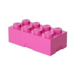 Lego madkasse - pink fra N/A på fenomen