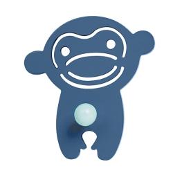 Billede af Blå abe knage - Mads