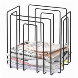 N/A – Paper collector - magasinholder i sort på fenomen